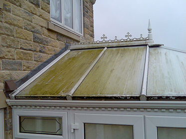 Conservatories and orangery cleaning image